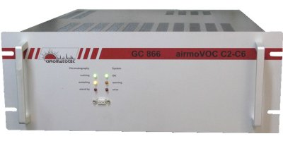 airmoVOC - Model C2C6 - Light Volatil Hydrocarbons and 1,3 Butadiene Analyzer