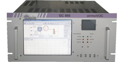 airmo - Model C6C12 - Heavy Volatile Hydrocarbons Analyzer