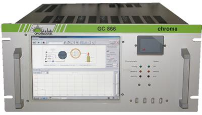 Chroma CO - CO / CO2 / CH4 /HCHO Analyser