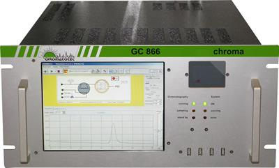 ChromaTCD - Ne / H2 / O2 / N2 / CO / CH4 / CO2 Gas Analyser