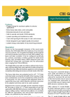 Grizzly - Model CBI - Mill Primary Grinder – Brochure