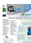 Wash Water Treatment System- Brochure