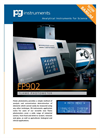 Model FP910 - Digital Flame Photometer  Brochure