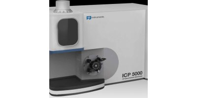 Model ICP 5000DV - Fully Automated Fast Simultaneous Optical Emission Spectrometer