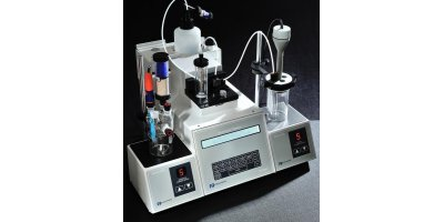 Model 12 series - Automated Titration & KF Analysis