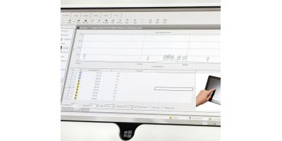 UVWin - Version 6 - Touch Software for UV Visible Spectrophotometers