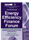 2011 Energy Efficiency Finance Forum