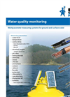 Brochure Water Quality Monitoring