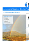 Brochure  Automatic Weather Station AWS