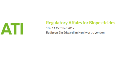 Regulatory Affairs for Biopesticides 2017