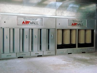 AirWall - Industrial Dust Collection Systems