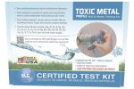 Toxic Metal - Profiile Soil & Water Testing Kit