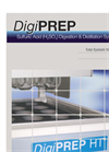 DigiPREP HT High Temperature Digestion Blocks Brochure