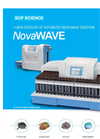 NovaWAVE a new category of automated microwave digestion Brochure