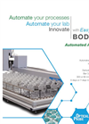 Automated BOD Analyzer Brochure