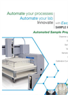 Automated Sample Preparation Sample Handler Brochure