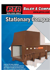 Stationary Compactor Brochure