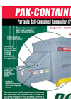 The Portable Self-Contained Compactor Brochure