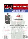 PTR - 460 - Vertical Downstroke Baler Brochure