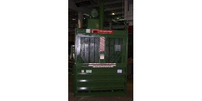 PTR - Model 1800HD - Vertical Downstroke Baler