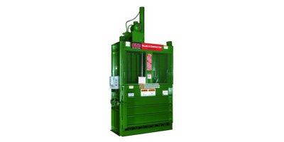 PTR - Model 2300HD - Vertical Downstroke Baler