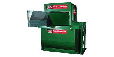 PTR - Model VCP Series - Vertical Compactor