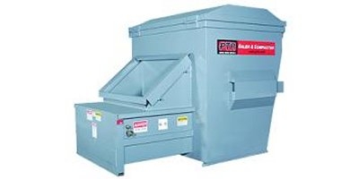 PTR - Model PSC Series - Portable Self-Contained Compactor