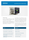 Smart - Model PFM 107 - Oil-in-Water Monitor Brochure