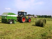 Tips for Safe Hay Baling
