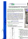 Model MAT ASTM D3907 - Microactivity Test Unit Brochure