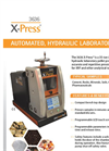 Hydraulic Laboratory Pellet Press 3636 Series - Brochure