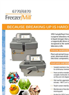 Freezer/Mill - Model 6875 - High Capacity Cryogenic Grinder Brochure