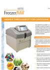 Freezer/Mill - Model 6875D - Dual Chamber Cryogenic Grinder Brochure