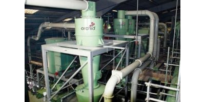Orchid - Biomass Density Separators System