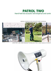Patrol Two - Simple, Cost Effective Bird Dispersal – Brochure