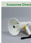 Director - Portable Public Address System – Leaflet