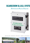 Scarecrow - Bio-Acoustic Bird Dispersal System (B.I.R.D.) Brochure