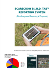 Scarecrow - B.I.R.D. Tab Reporting Software Brochure