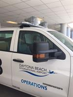 Scarecrow Delivers - Training at Daytona Beach.