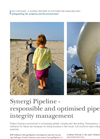 Synergi Pipeline - Responsible And Optimised Pipeline Integrity Management – Brochure