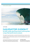 Voyage Rporting and Ship Performance Monitoring System Brochure