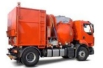 Compact - Mobile Sludge Dewatering Unit