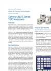 Sievers 5310 C Series TOC Analyzers Brochure