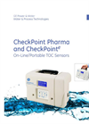 CheckPoint Pharma And CheckPointe On-Line/Portable Total Organic Carbon (TOC) Sensors Brochure
