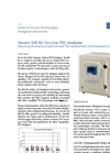 Sievers - 500 RLe - On-Line Total Organic Carbon (TOC) Analyzer Brochure