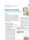 Sievers InnovOx Laboratory and On-Line TOC Analyzers Brochure