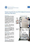 Sievers InnovOx On-Line TOC Analyzer Accessories and How They Work Brochure