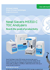 Sievers - M5310 C - Total Organic Carbon (TOC) Analyzer - Brochure