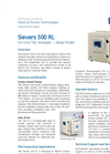 Sievers - 500 RL - On-Line TOC Analyzer - Brochure