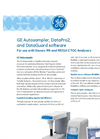 Sievers - DataPro2 and DataGuard for M9 Analyzers - Brochure